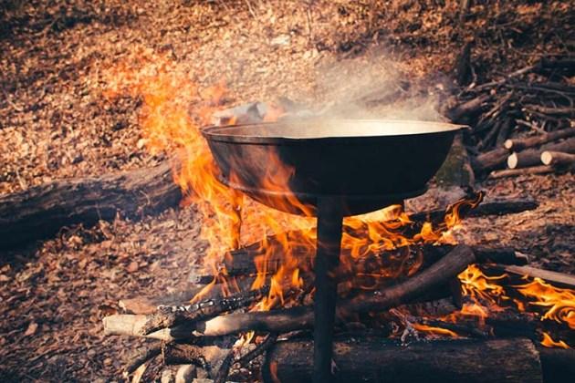 20 campfire recipes