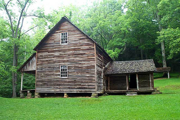 See how people lived in the Smokies a century back. Via olfarts.org