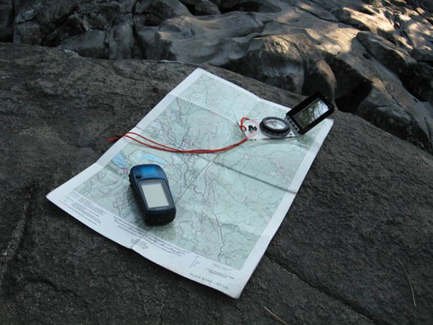 Bring these along because even GPS devices fail in the Smokies. Via chelansar.org