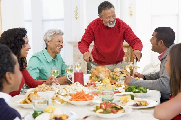 Participate | Yuletide Survival | Survive Christmas Dinner With Your In-Laws