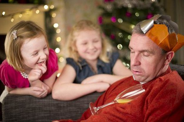 Take a break | Yuletide Survival | Survive Christmas Dinner With Your In-Laws