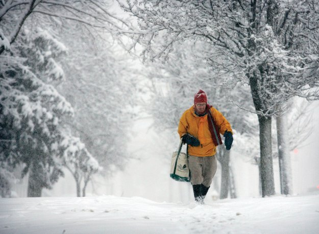 Keep Moving To Generate Heat | Cold Weather Survival Tips
