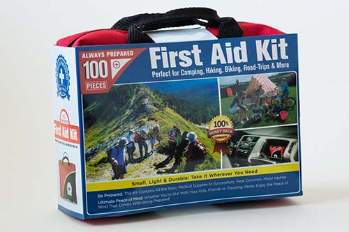 Winter Survival First Aid Kit
