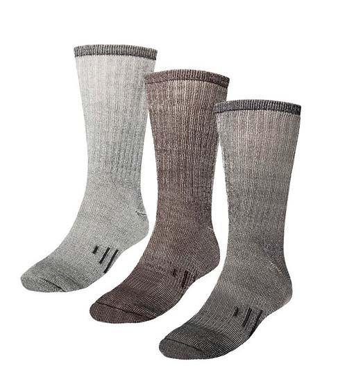 Winter Survival Wool Socks