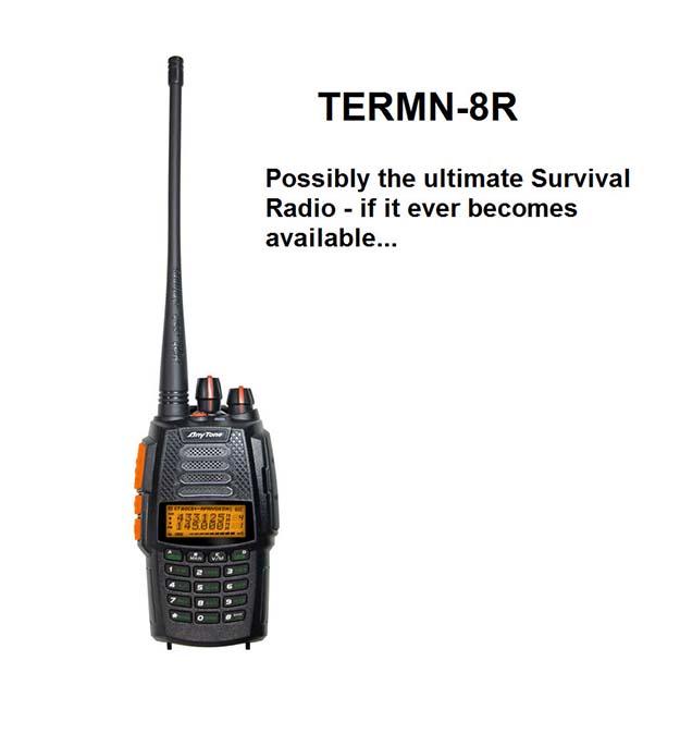 TERMN-8R survival radio