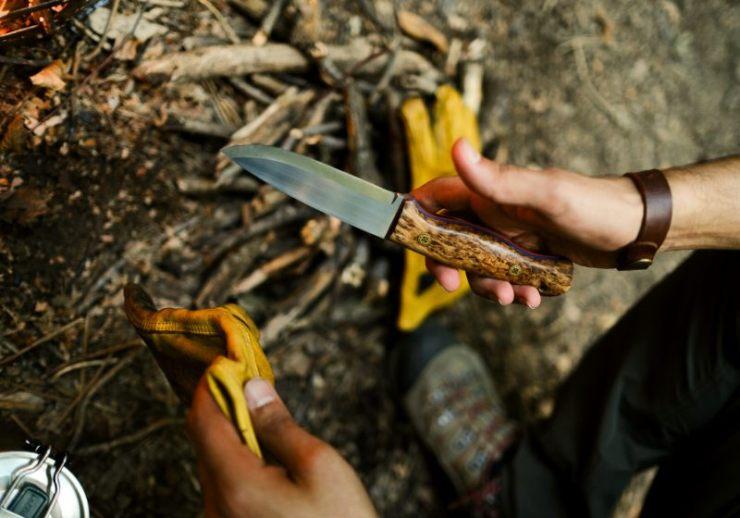 camping knife buhcraft survival | best survival knives