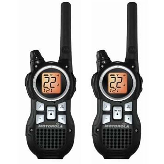 present day walkie