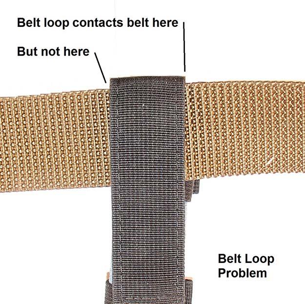 Kabar BK&T Machax loop problem
