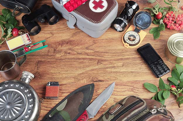 stocking your winter bug out bag