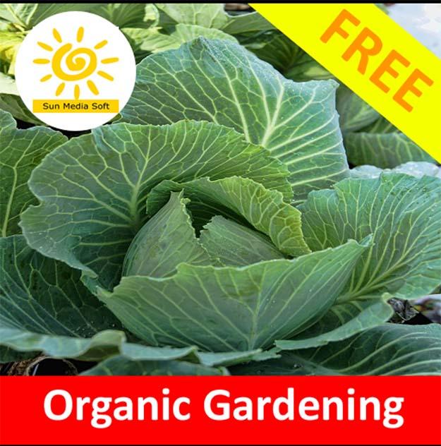 organic gardening app