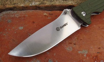 ganzo g723 folding knife