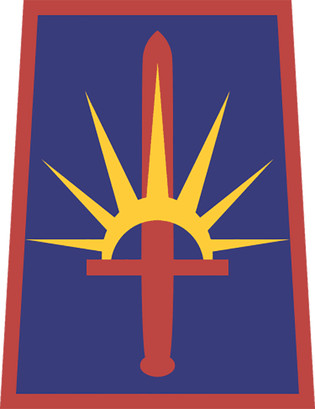 NY national guard patch