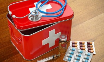 First Aid Kit List | Feature