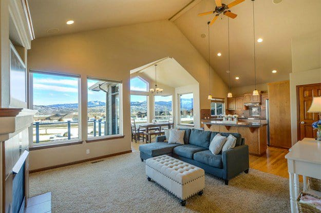Set Your Ceiling Fans To Rotate Counter-clockwise | Ways to Keep Your House Cool During The Summer
