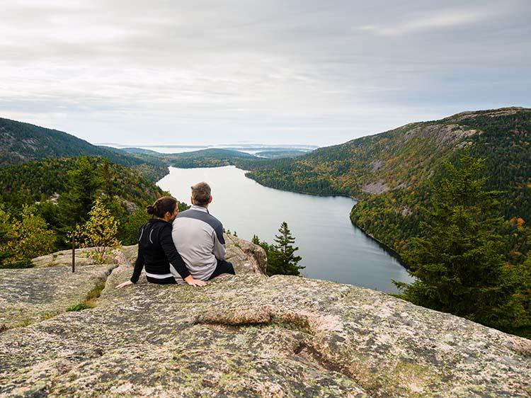 Acadia National Park Camping | Survival Life National Park ...