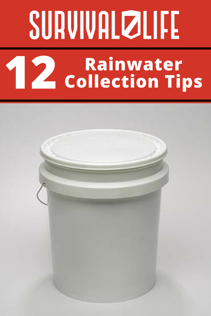 Check out 12 Rainwater Collection Tips at https://survivallife.com/rainwater-collection-tips/