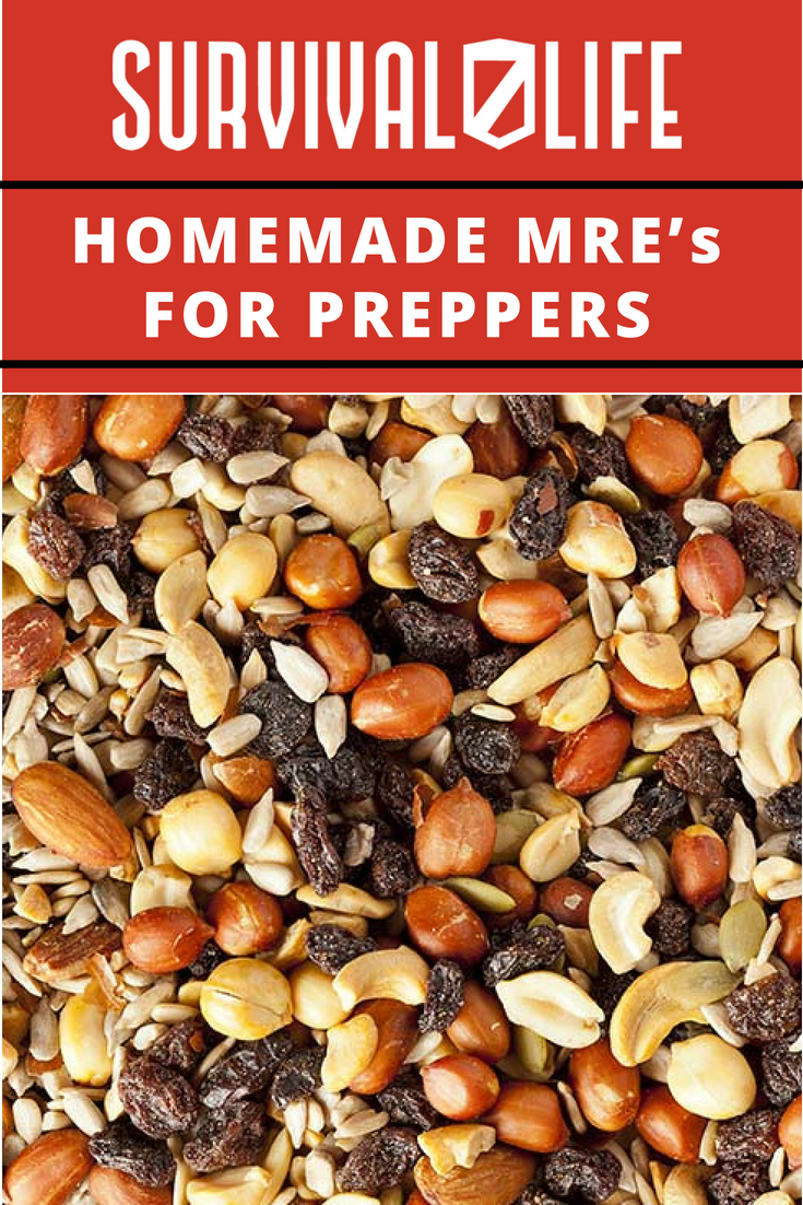 Check out Homemade MRE's for Preppers at https://survivallife.com/homemade-mres-for-preppers/
