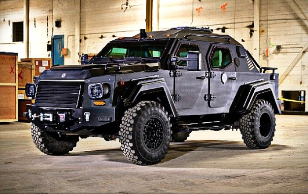 Tactical-Armored-Vehicle