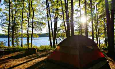Feature | Northern michigan camping | Best Campgrounds In Michigan