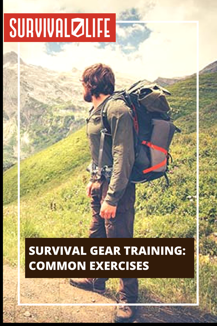 Check out Training With Your Survival Gear: Common Exercises at https://survivallife.com/survival-gear-training/