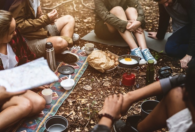 Discover Some of America's Best Campgrounds in Ohio   Tappan Lake Park -Deersville