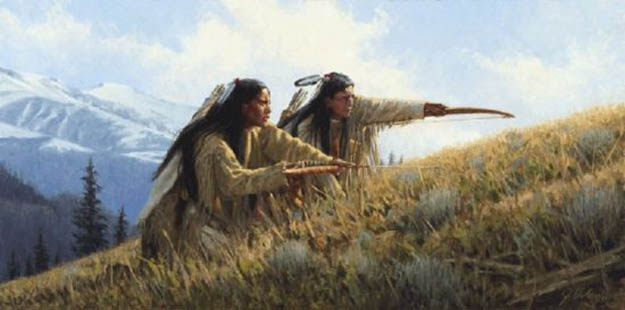 Learning Skills That Have Nearly Been Forgotten | 7 Native American Survival Skills