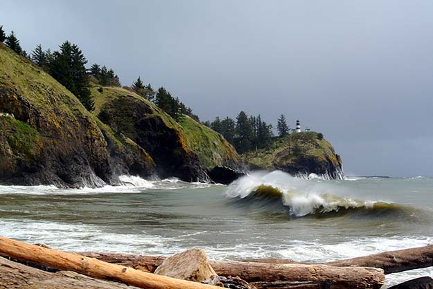 06 cape disappointment state park