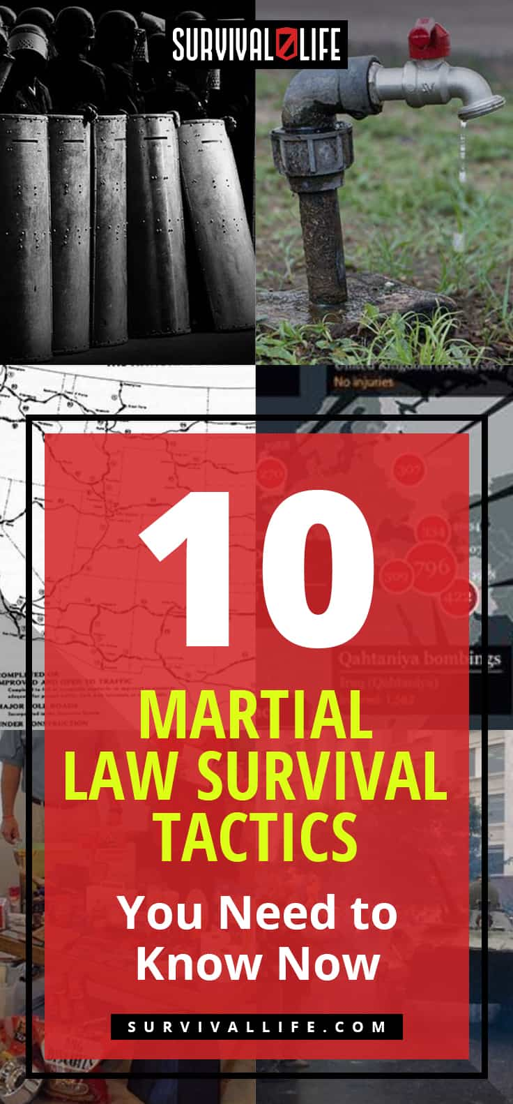 Martial Law | Martial Law Survival Tactics You Need to Know Now | Federal Government