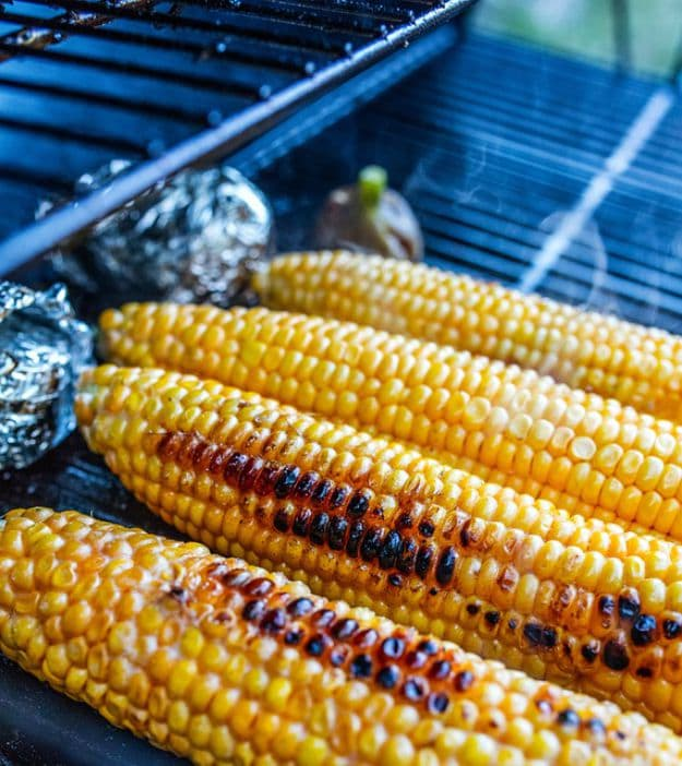 Grill Corn-On-The-Cob with Herb Butter | Summer Projects to Do Before It's Too Late