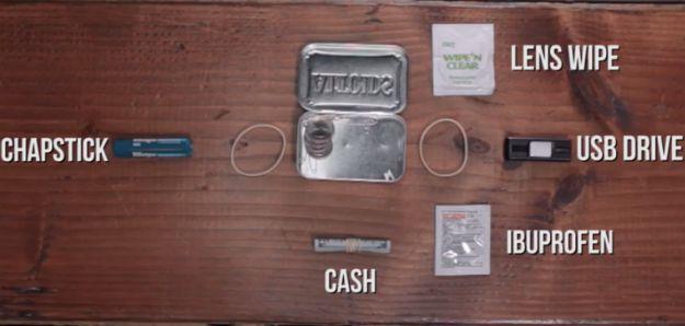 Ibuprofen | Make Your Own Altoids Urban Survival Kit