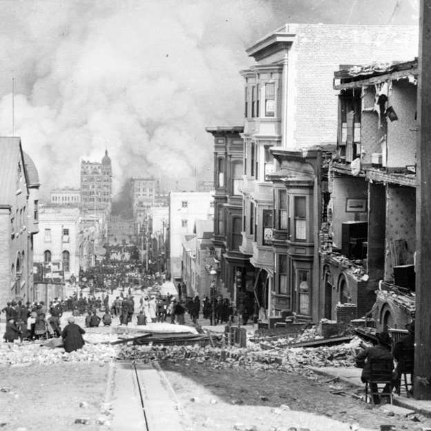 Deadliest Disasters in American History San Francisco Earthquake
