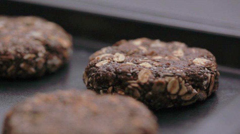Survival Food Chocolate Chia Cookies