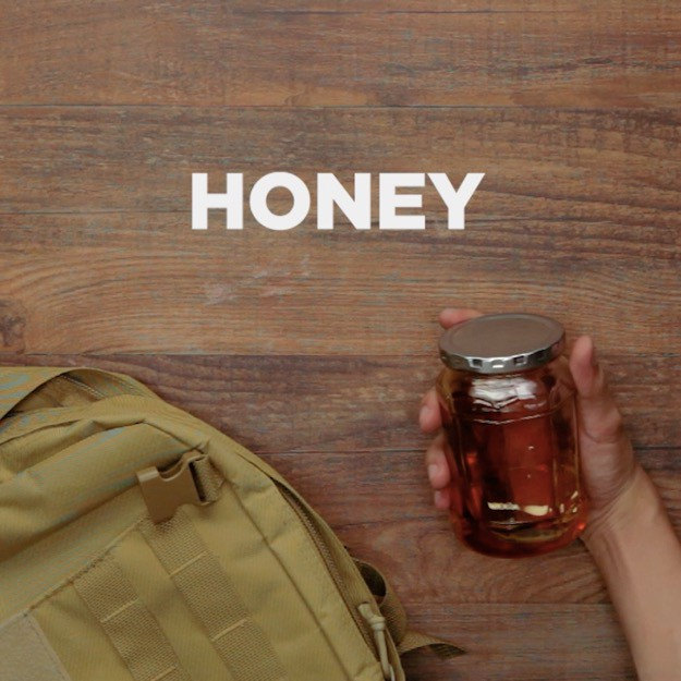 Survival Foods That Will Save You in a Disaster Honey