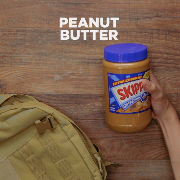 Survival Foods That Will Save You in a Disaster Peanut Butter