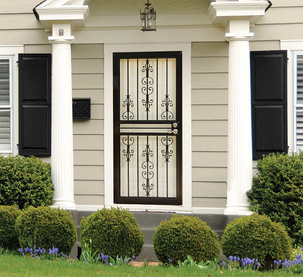 Steel Storm Doors | Time of Tempest |17 Trouble-Free Ways To Have A Storm-Proof House