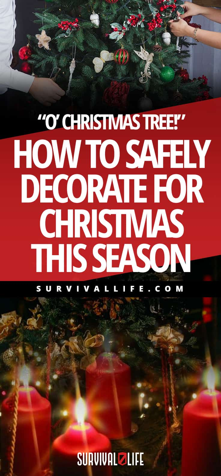 """O' Christmas Tree!"" 