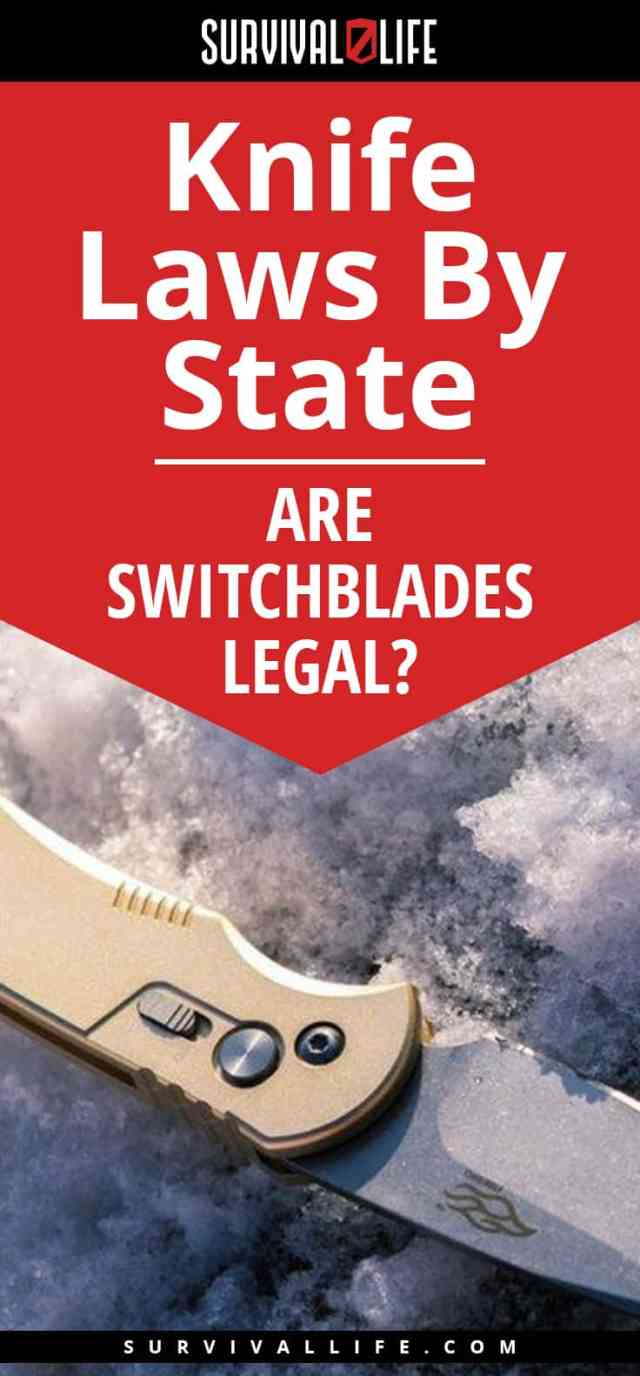 Placard | Are Switchblades Legal? Knife Laws By State