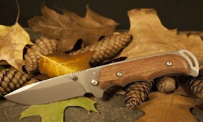 "Reaper-leaves | Hoffman-Richter ""Reaper"": The Best Fixed Blade Knife You'll Never Own"