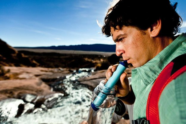 LifeStraw Personal Water Filter | A Black Friday Wishlist For The Best Survival Gear