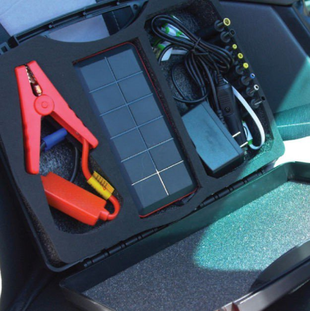 Solar- Mighty Volt Jump Starter | A Christmas Wishlist For The Best Survival Gear