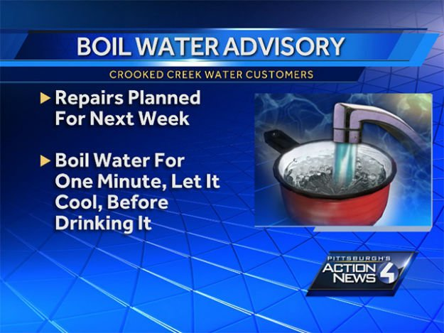boil water advisory| Water Filter Straw