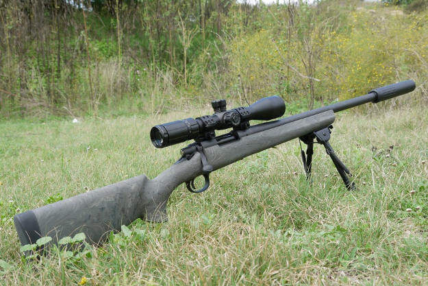 Remington 700 SPS Tactical AAC-SD – .308 Win | 6 Long Range Hunting Rifles On A Budget For The Thrifty Hunter