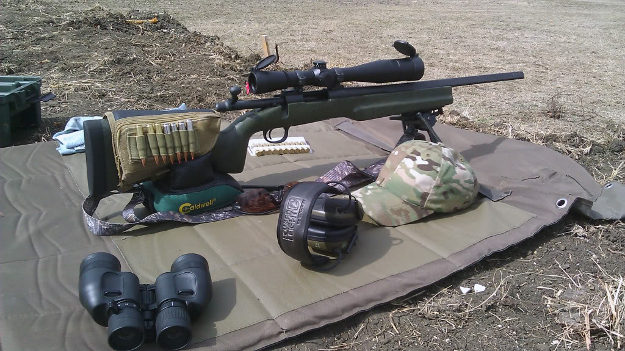 Remington 700 VTR | 6 Long Range Hunting Rifles On A Budget For The Thrifty Hunter