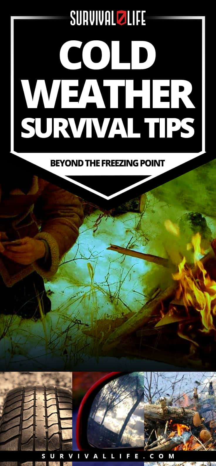 Beyond The Freezing Point | Cold Weather Survival Tips | how to survive in cold weather in the wilderness