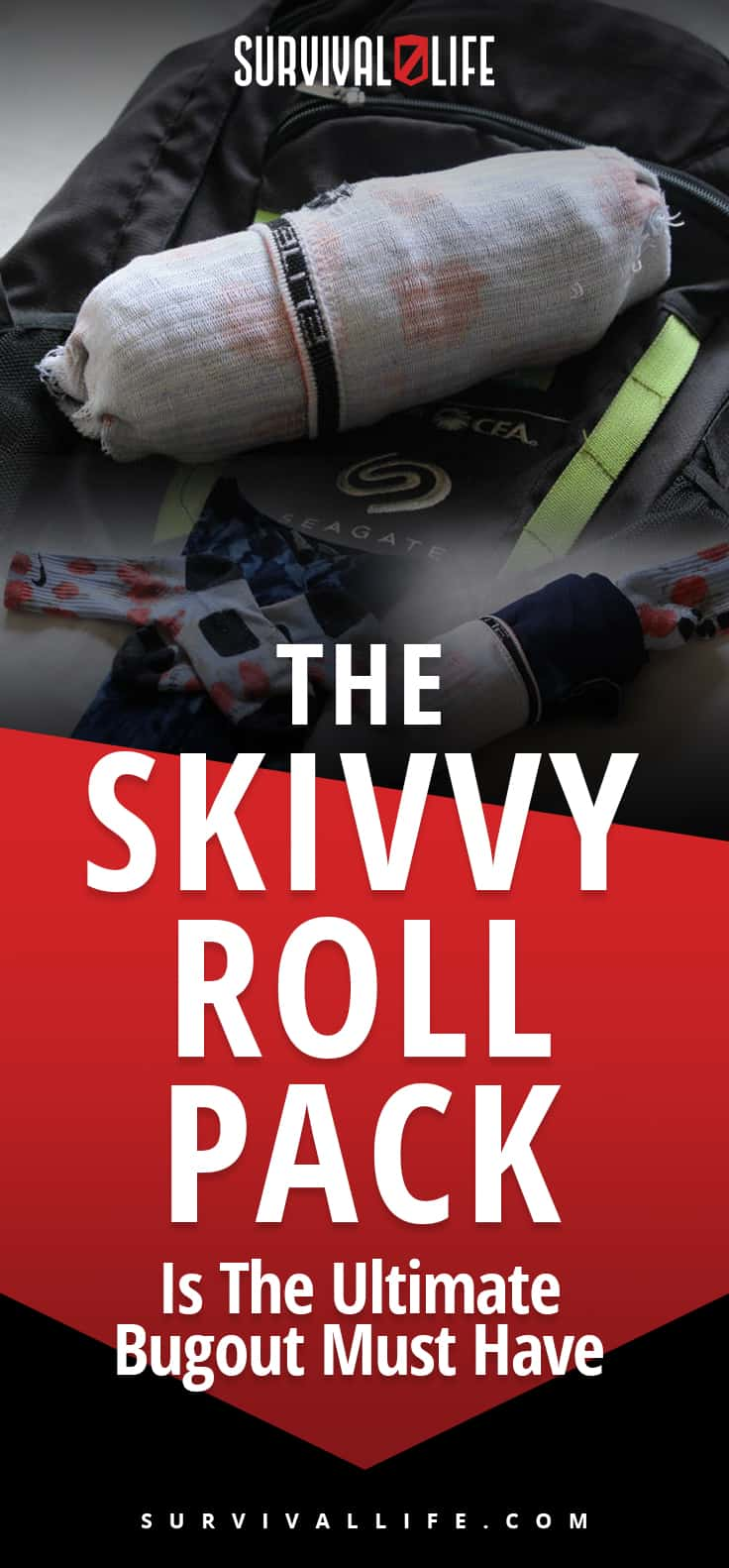 The Skivvy Roll Pack Is The Ultimate Bugout Must Have