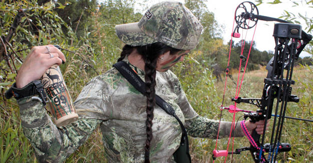 Kill your scent | 5 Ways To Maximize Camouflage Concealment