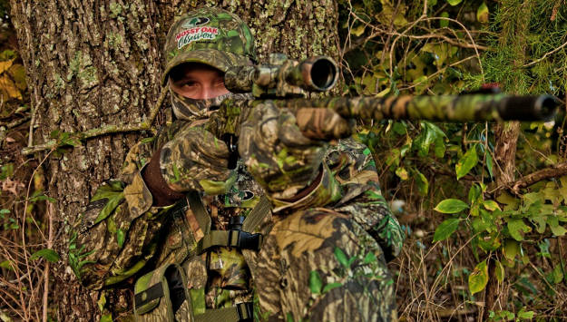 Remove your shine | 5 Ways To Maximize Camouflage Concealment