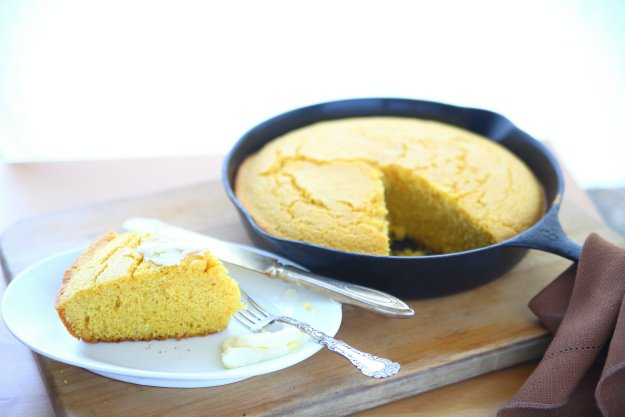 cast-iron-corn-bread 4 Quick and Easy Cast Iron Skillet Recipes To Try Tonight