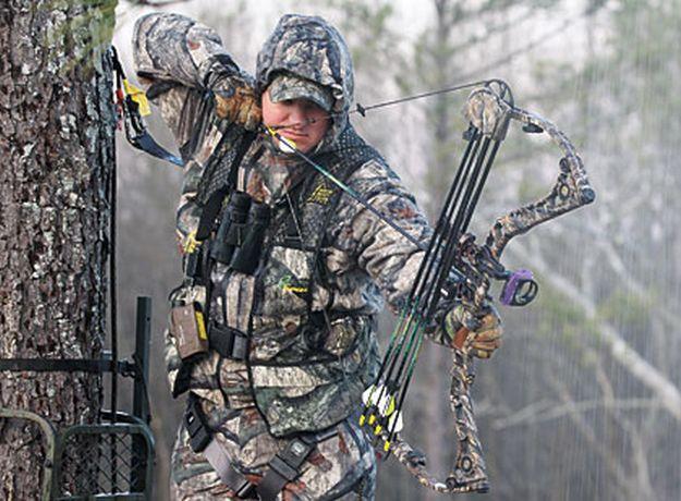 Get waterproof clothes | 5 Practical Tricks To Choosing Deer Hunting Clothes
