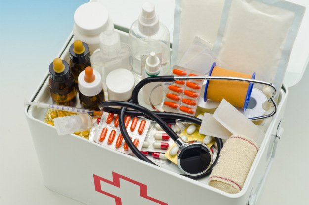 first-aid-kit Survival Emergency Car Kit | The DIY Kit That Could Save Your Life